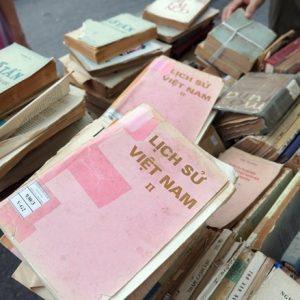 Thú chơi sách xưa của giới trẻ - Hồi sinh nét đẹp văn hóa bị lãng quên 4