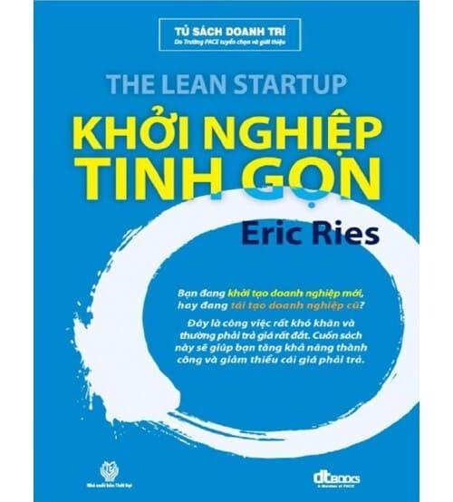 Giới thiệu chung về sách khởi nghiệp tinh gọn