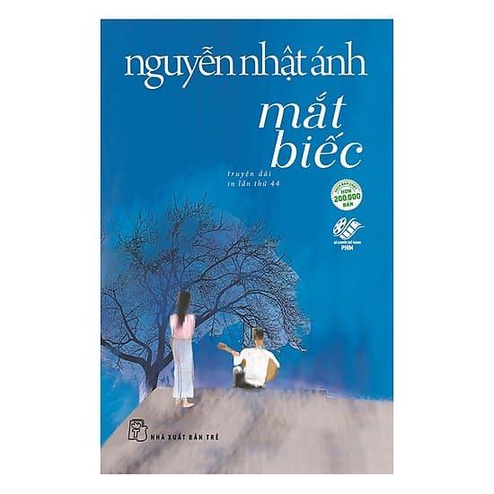 Mắt biếc - sách truyện của Nguyễn Nhật Ánh