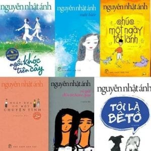 Top 10 cuốn sách truyện của Nguyễn Nhật Ánh đáng xem nhất 1