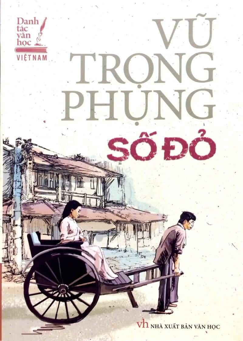Số đỏ - sách văn học hay của Việt Nam