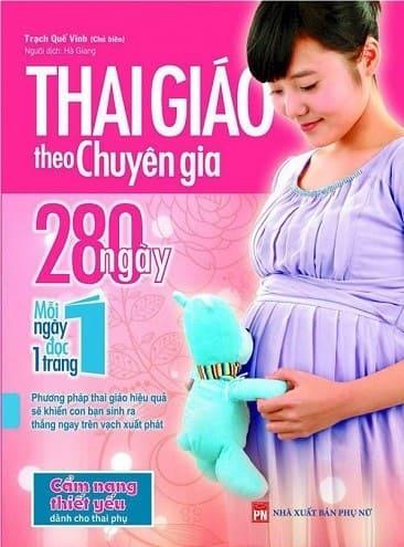 Thai giáo theo chuyên gia – 280 ngày – Mỗi ngày đọc một trang