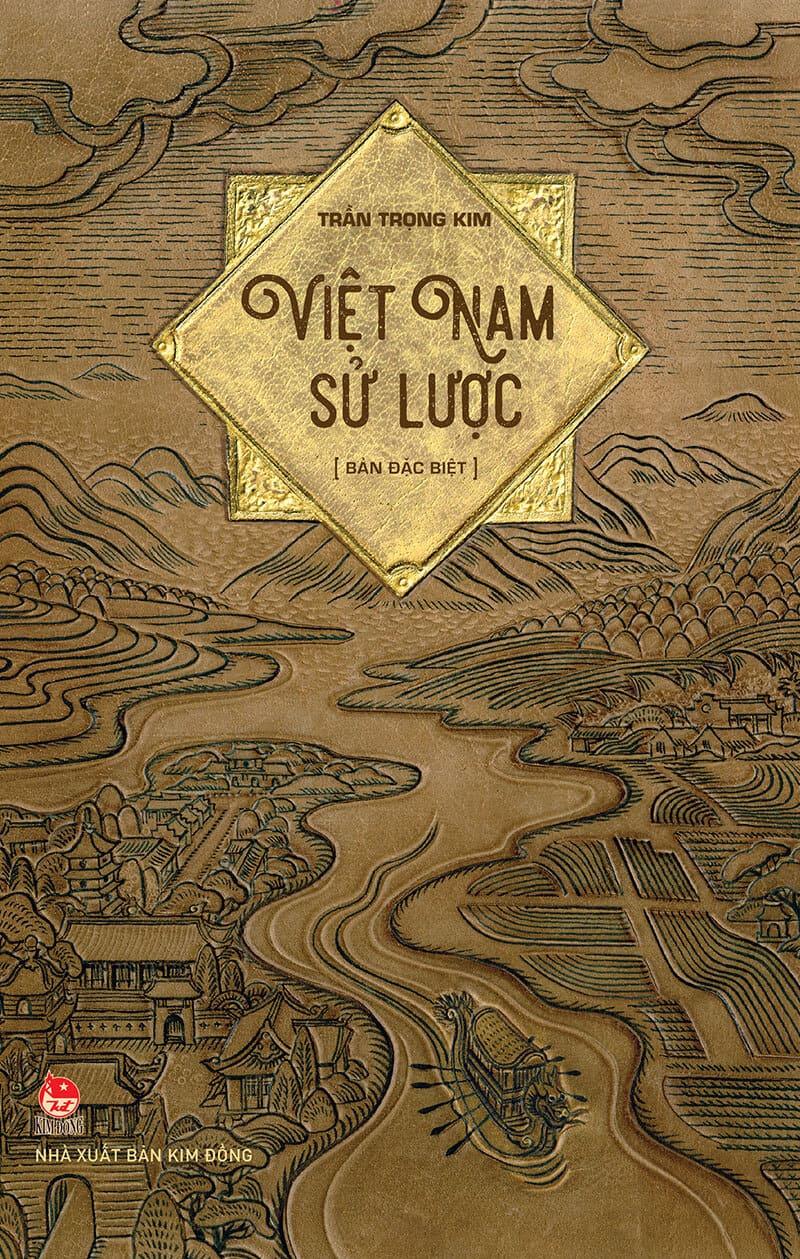 Việt Nam Sử Lược - sách lịch sử việt nam