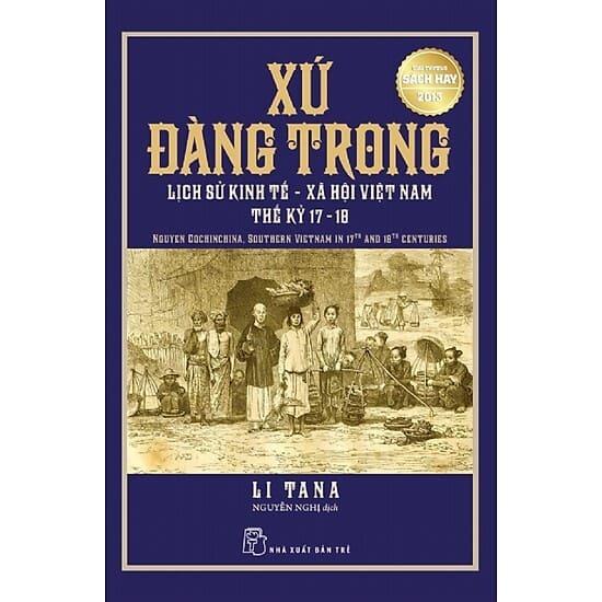 Xứ Đàng trong - Lịch sử kinh tế xã hội Việt Nam thế kỷ 17 - 18