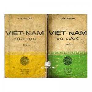 Việt Nam Sử Lược Trần Trọng Kim