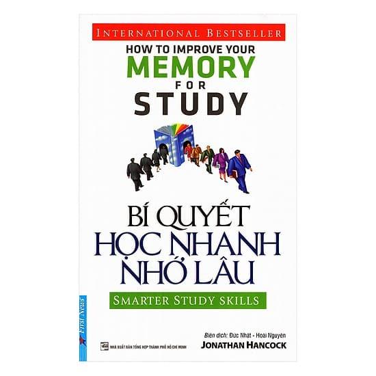 Bí quyết học nhanh nhớ lâu    - Sách phát triển bản thân