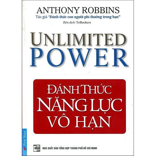 Đánh thức năng lực vô hạn    - Sách phát triển bản thân
