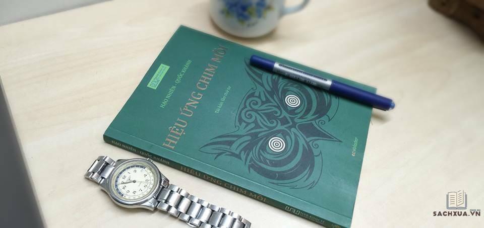 Hiệu ứng chim mồi   - Sách hay về tâm lý