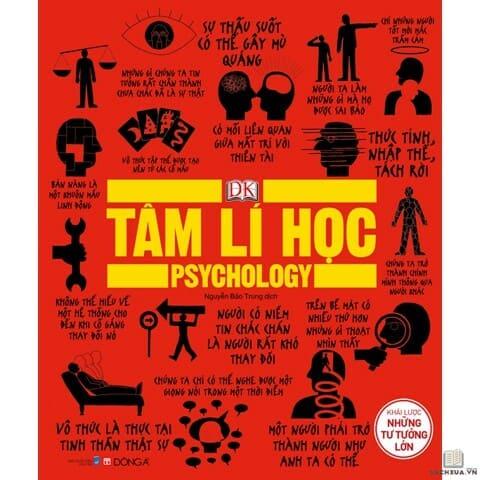 Tâm lý học   - Sách hay về tâm lý