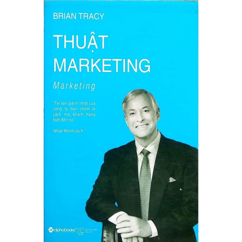Thuật Marketing   - sách marketing căn bản